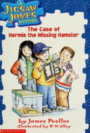 Cover of: The case of Hermie the missing hamster | James Preller