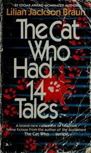 Cover of: The Cat Who Had 14 Tales | Lilian Jackson Braun