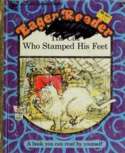 Cover of: The cat who stamped his feet | Betty Ren Wright