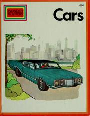 Cover of: Cars | Wonder Books.