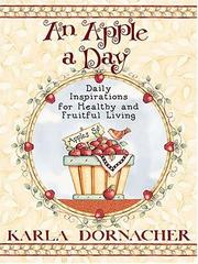 Cover of: An Apple A Day