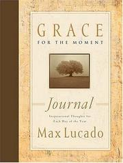Cover of: Grace for the Moment