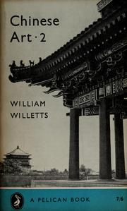 Cover of: Chinese Art 2 | William Y. Willetts