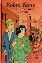 Cover of: The candle shop mystery | Hill, Eileen pseud.