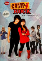 Cover of: Camp Rock The Junior Novel | Lucy Ruggles