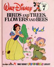 Cover of: Birds and trees, flowers and bees | Walt Disney Productions