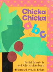 Cover of: Chicka chicka ABC by Martin, Bill