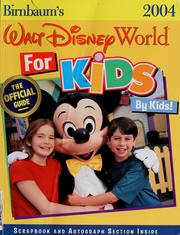 Cover of: Birnbaum's Walt Disney World for kids, by kids |