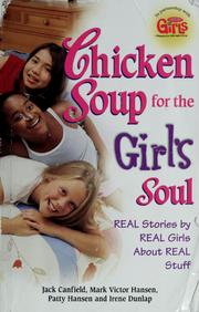 Cover of: Chicken soup for the girl's soul |