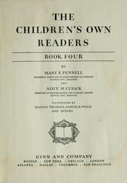 Cover of: The children's own readers |