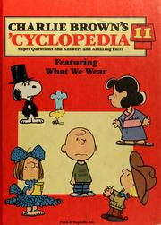 Cover of: Charlie Brown's 'cyclopedia, super questions and answers and amazing facts by based on the Charles M. Schulz characters.