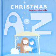Cover of: Christmas A to Z |