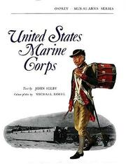 Cover of: United States Marine Corps
