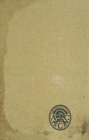Cover of: A child's geography of the world by V. M. Hillyer