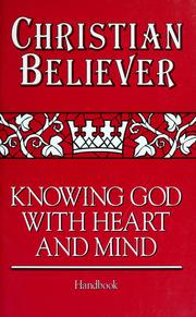 Cover of: Christian believer |