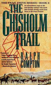 Cover of: The Chisholm Trail | Ralph Compton