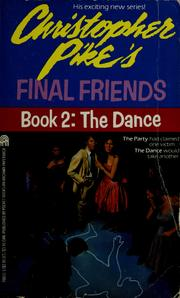 Cover of: The Dance | Christopher Pike