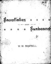 Cover of: Snowflakes and Sunbeams |
