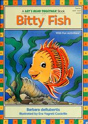 Cover of: Bitty Fish | Barbara DeRubertis