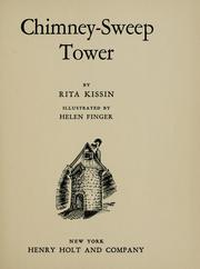 Cover of: Chimney-sweep tower | Rita Kissin