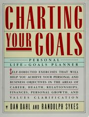 Cover of: Charting your goals | Dan Dahl