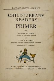 Cover of: Child-library readers |