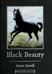 Cover of: Black Beauty | Anna Sewell