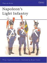 Cover of: Napoleon's Light Infantry
