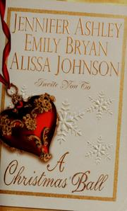 Cover of: A Christmas ball | Jennifer Ashley