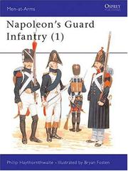 Cover of: Napoleon's Guard Infantry (1)