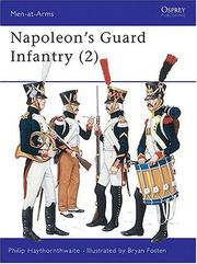 Cover of: Napoleon's Guard Infantry (2)