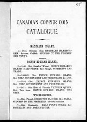 Canadian copper coin catalogue by Jos LeRoux