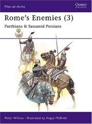 Rome's Enemies (3) by Peter Wilcox