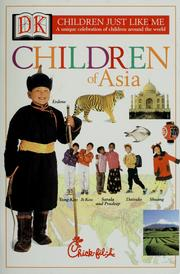 Cover of: Children of Asia | Barnabas Kindersley