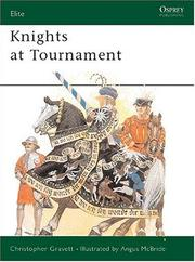 Cover of: Knights at tournament