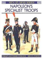 Cover of: Napoleon's Specialist Troops