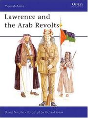 Cover of: Lawrence and the Arab Revolts 1914-18