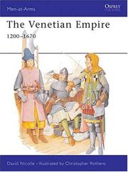 Cover of: The Venetian Empire, 1200-1670