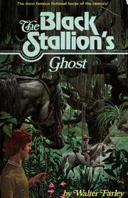 Cover of: The black stallion's ghost | Walter Farley