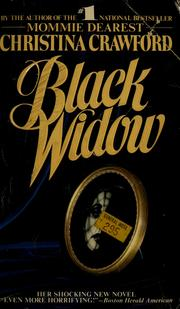 Cover of: Black widow | Christina Crawford
