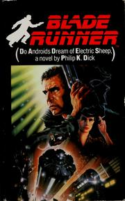 Cover of: Blade Runner by Philip K. Dick