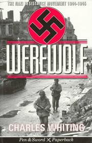 Cover of: Werewolf