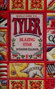 Cover of: Blazing star | Suzanne Ellison