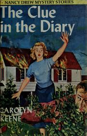 Cover of: The clue in the diary. | Carolyn Keene