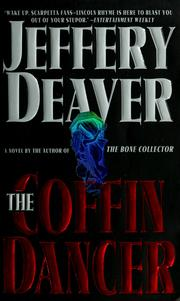 Cover of: The coffin dancer | Jeffery Deaver