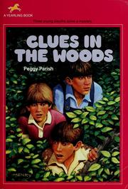 Clues in the woods.