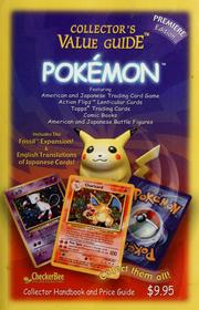Cover of: Collector's value guide Pokémon |