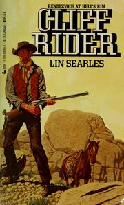 Cover of: Cliff rider | Lin Searles