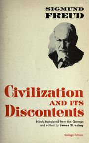 civilization and its discontents by freud