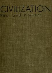 Cover of: Civilization past and present | T. Walter Wallbank